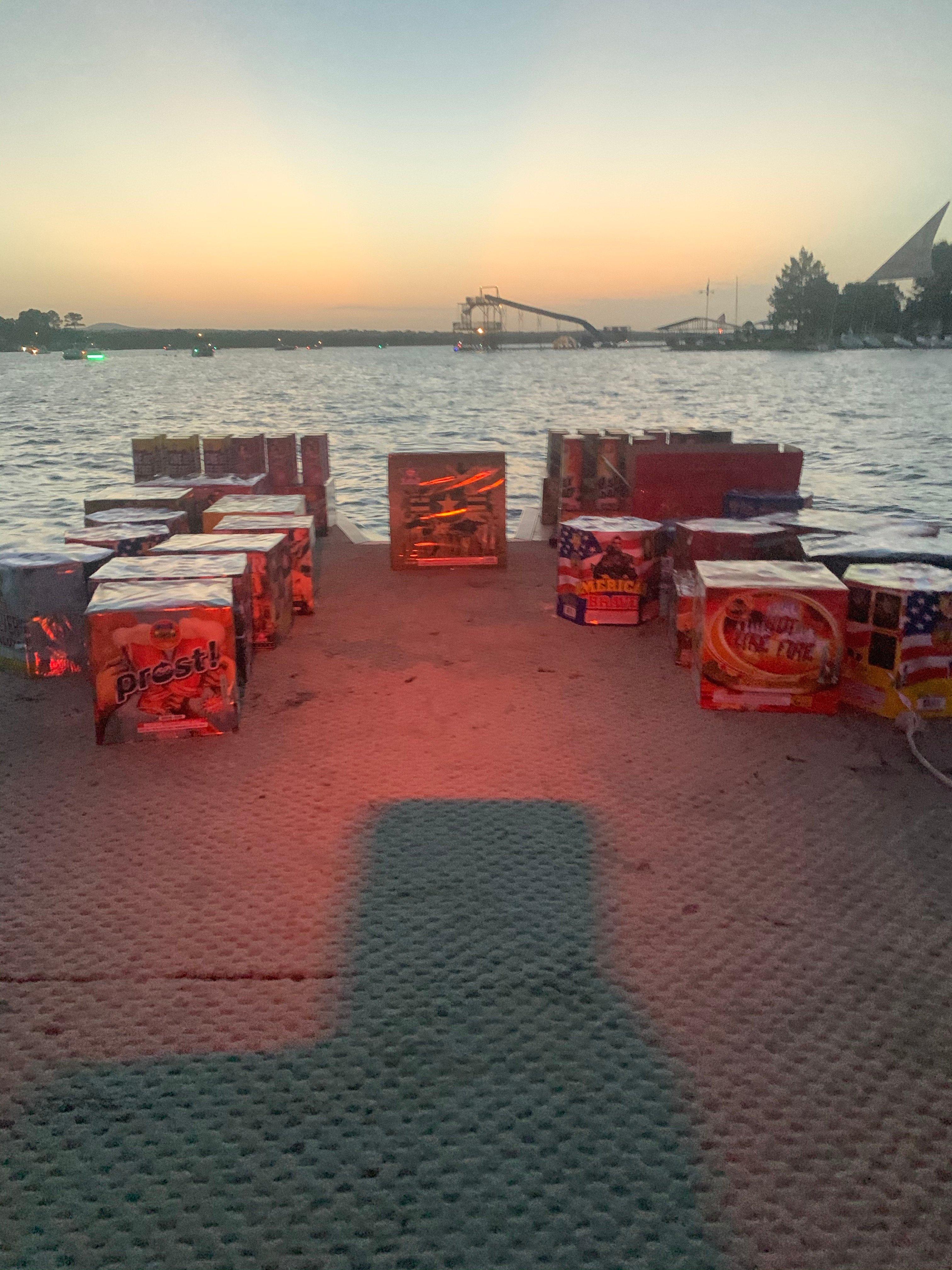Fireworks cache