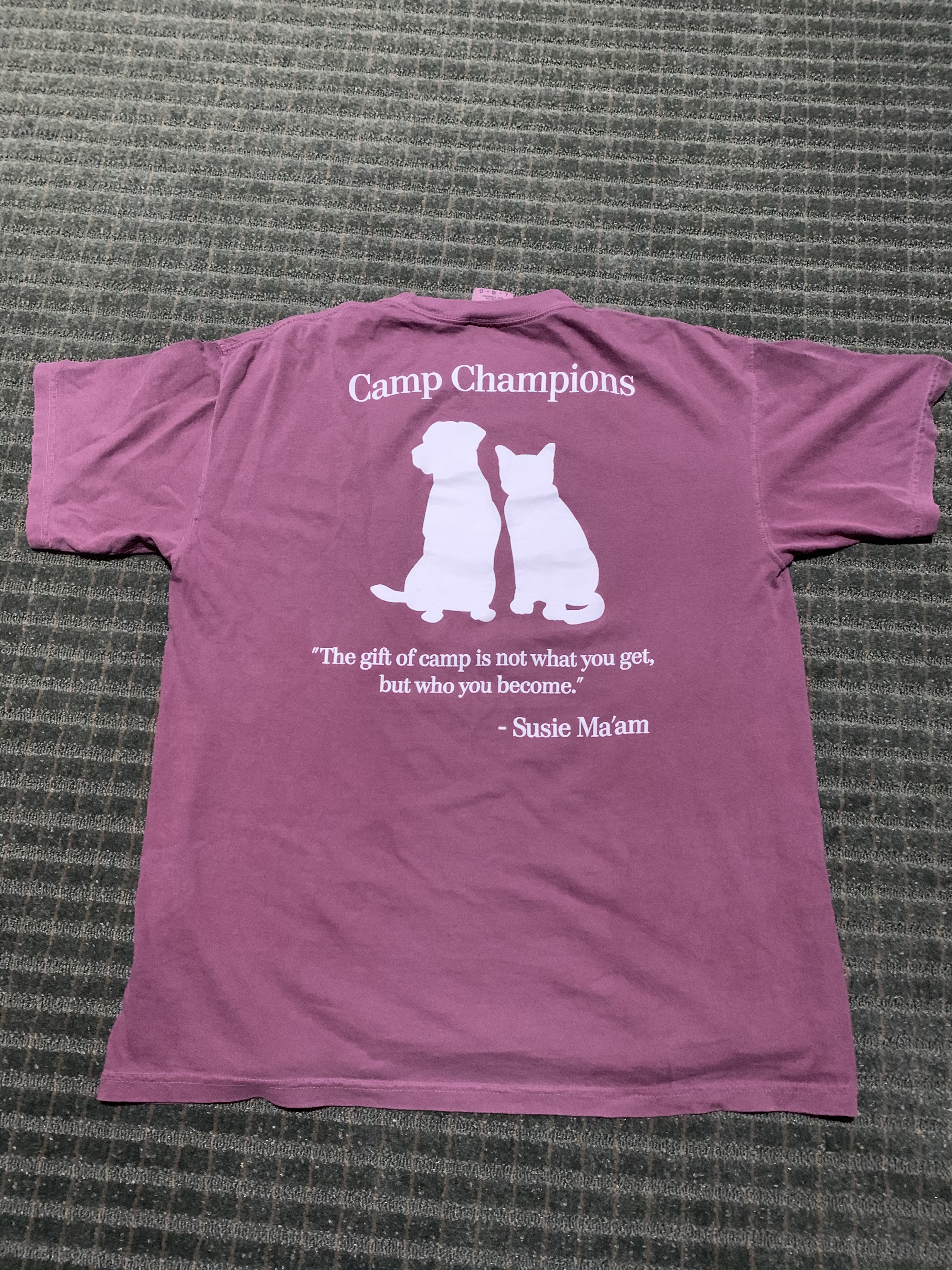 Scats quote shirt